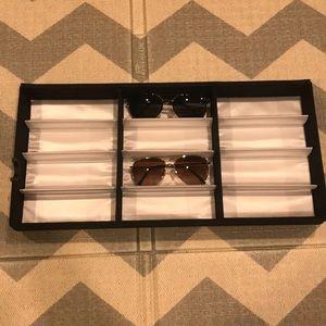 Accessories   Sunglass Storage Tray For Designer Sunglasses